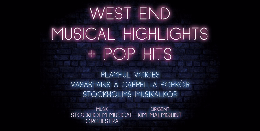 West End Musical Highlights & Pop Hits